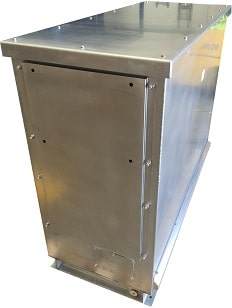 Ex nA Free Standing Battery Enclosures
